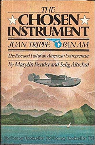 The best books on Aviation History - The Chosen Instrument by Marylin Bender and Selig Altschul