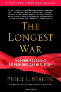 The best books on Osama bin Laden - The Longest War by Peter Bergen