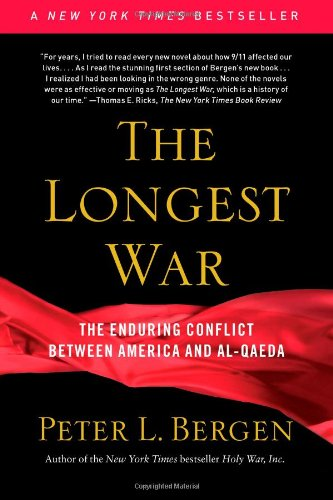 The best books on Osama bin Laden - The Longest War by Peter Bergen & Peter L Bergen