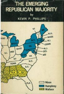 The best books on How Americans Vote - The Emerging Republican Majority by Kevin P Phillips