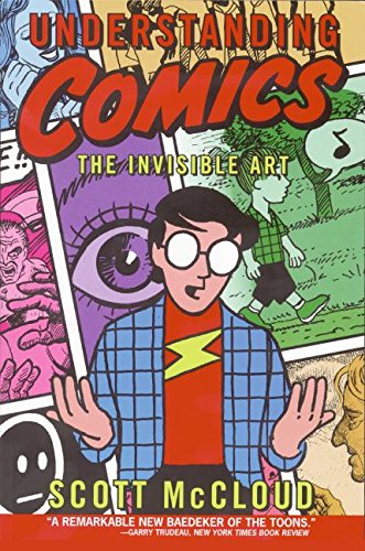 The Best Comics - Understanding Comics by Scott McCloud