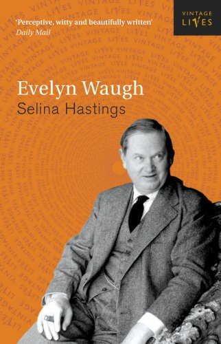 The best books on Evelyn Waugh and the Bright Young Things - Evelyn Waugh by Selina Hastings