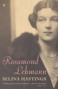 The best books on Evelyn Waugh and the Bright Young Things - Rosamond Lehmann by Selina Hastings