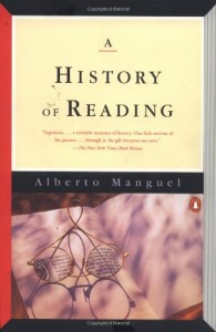 The best books on The History of Reading - A History of Reading by Alberto Manguel