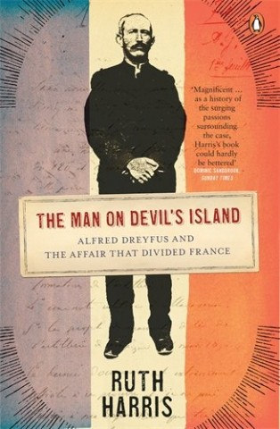 The Man on Devil's Island by Ruth Harris
