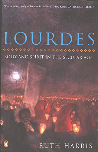 The best books on Dreyfus and the Belle Epoque - Lourdes by Ruth Harris