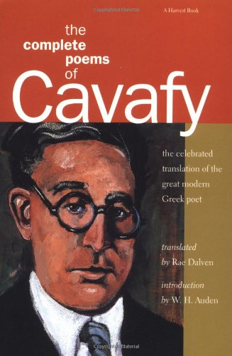 The best books on The Levant - Complete Poems by CP Cavafy