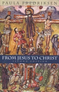 The best books on Sin - From Jesus to Christ by Paula Fredriksen