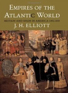 The best books on Atlantic History - Empires of the Atlantic World by JH Elliott
