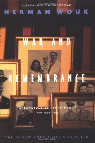 The best books on Sin - War and Remembrance by Herman Woulk