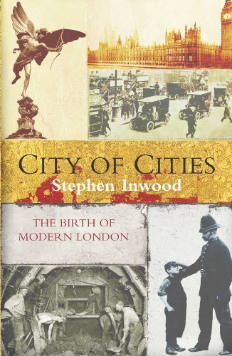 Will Self on Literary Influences - City of Cities by Stephen Inwood