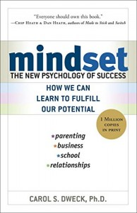 The best books on Essentialism - Mindset: The New Psychology of Success by Carol Dweck
