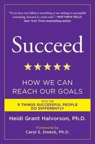 The best books on Success - Succeed by Carol Dweck
