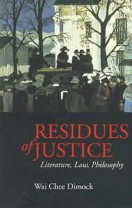 The best books on Hemingway in Paris - Residues of Justice by Wai Chee Dimock