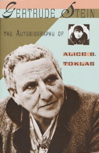 The best books on Hemingway in Paris - The Autobiography of Alice B Toklas by Gertrude Stein
