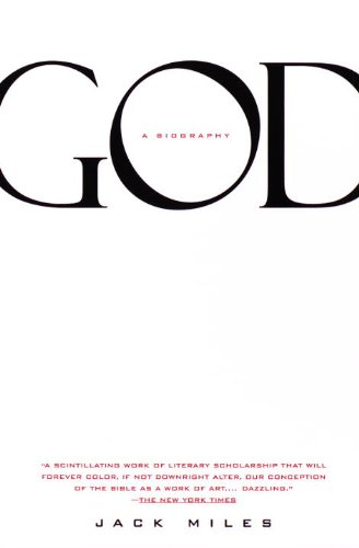 The best books on Sin - God: A Biography by Jack Miles