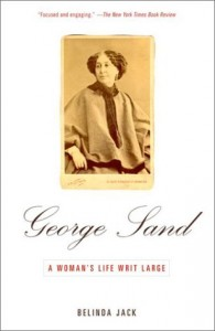 The best books on The History of Women Readers - George Sand by Belinda Jack