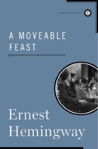 The best books on Love - A Moveable Feast by Ernest Hemingway