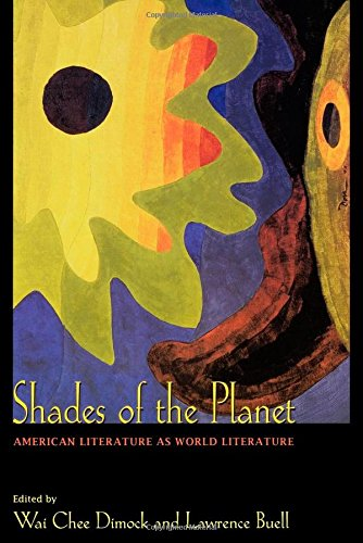The best books on Hemingway in Paris - Shades of the Planet by Wai Chee Dimock