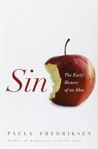 The best books on Sin - Sin by Paula Fredriksen