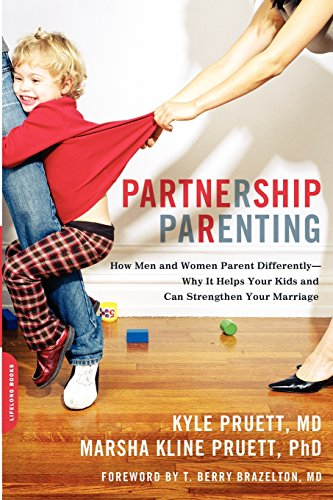 The best books on Fatherhood - Partnership Parenting by Kyle Pruett