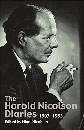 The Harold Nicolson Diaries by Harold Nicolson