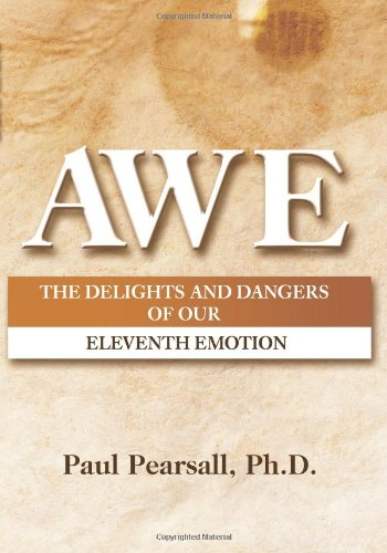 The best books on Happiness Through Negative Thinking - Awe by Paul Pearsall