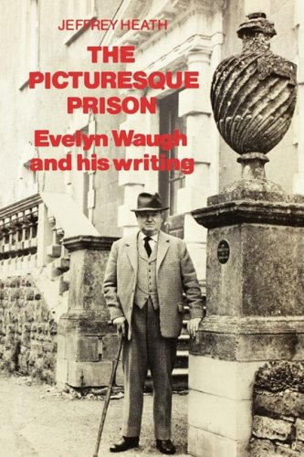 The best books on Evelyn Waugh and the Bright Young Things - The Picturesque Prison by Jeffrey Heath