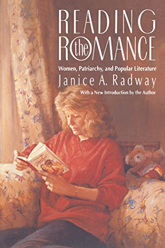 The best books on The History of Reading - Reading the Romance by Janice Radway
