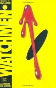 The Best Comics - Watchmen by Alan Moore