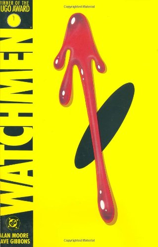 The Best Comics - Watchmen by Alan Moore