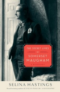 The best books on Evelyn Waugh and the Bright Young Things - The Secret Lives of Somerset Maugham by Selina Hastings