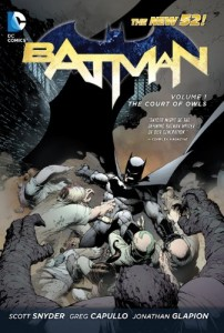 The Best Comics - Batman: The Court of Owls by Scott Snyder