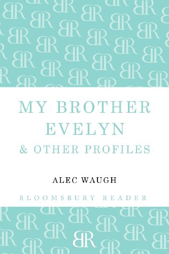 The best books on Evelyn Waugh and the Bright Young Things - My Brother Evelyn and Other Profiles by Alec Waugh