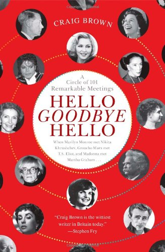 The best books on Diaries and Autobiography - Hello Goodbye Hello by Craig Brown