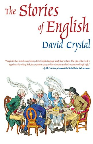 The best books on The History and Diversity of Language - The Stories of English by David Crystal