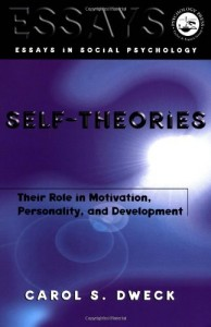 The best books on Champions - Self Theories by Carol Dweck