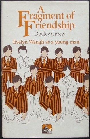 The best books on Evelyn Waugh and the Bright Young Things - A Fragment of Friendship by Charlotte Mosley (editor)