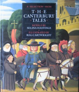 The best books on Evelyn Waugh and the Bright Young Things - The Canterbury Tales by Selina Hastings