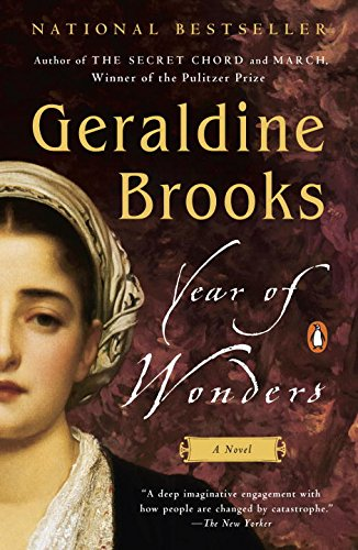 Lynda La Plante recommends the best Crime Novels - Year of Wonders by Geraldine Brooks