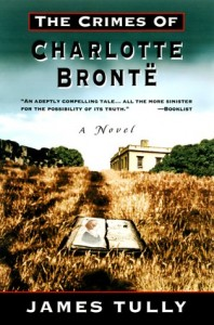 Lynda La Plante recommends the best Crime Novels - The Crimes of Charlotte Bronte by James Tully