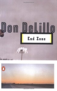 Novels with Sporting Themes - End Zone by Don DeLillo