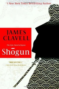 The best books on Life in the Tudor Era - Shogun by James Clavell