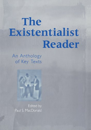 The best books on Existentialism - The Existentialist Reader by Paul S MacDonald