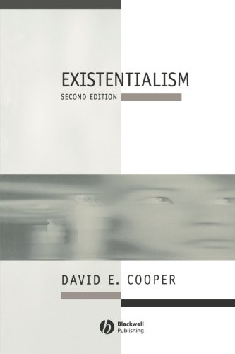 The best books on Existentialism - Existentialism: A Reconstruction by David Cooper