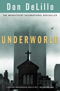 Novels with Sporting Themes - Underworld by Don DeLillo
