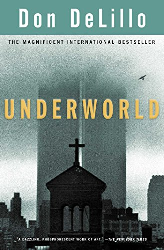 Chad Harbach recommends the best Novels with Sporting Themes - Underworld by Don DeLillo