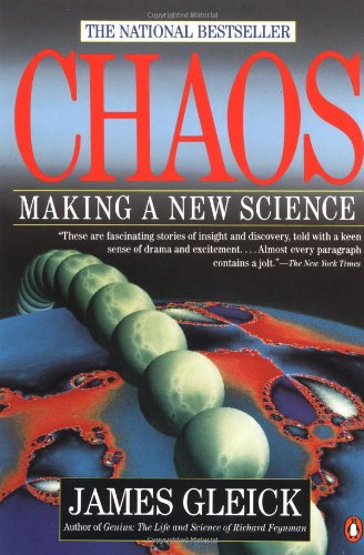 The best books on The Universe - Chaos by James Gleick