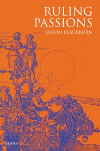 Ruling Passions by David Hume & Simon Blackburn