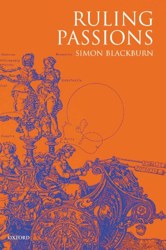 The best books on David Hume - Ruling Passions by David Hume & Simon Blackburn